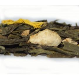 Ginger Orange Green Tea