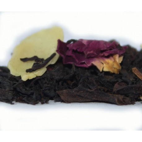 Rose Marzipan Black Tea