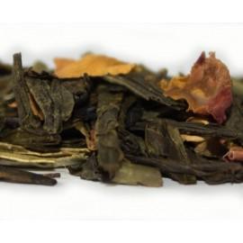 Cinnamon Star Green Tea