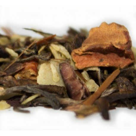 Coconut Truffle  White Tea