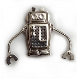 Hugo the Robot Teaball Infuser