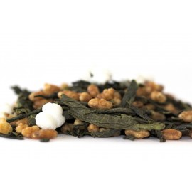 Genmaicha Japanese Green Rice Tea