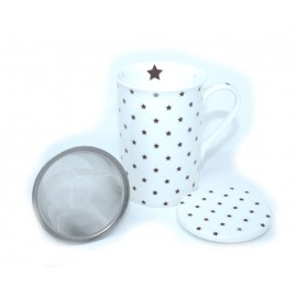 Star Mug and Infuser