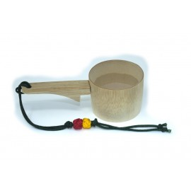 Bamboo Tea Filter Straight