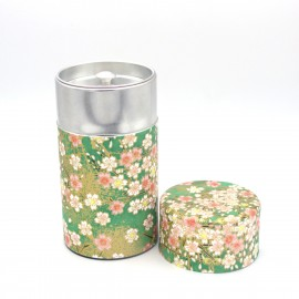 Masari Japanese Tea Caddy
